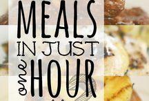Time Saving Freezer Recipes / #FrigidaireTimeSavingFreezerRecipesSweepstakes