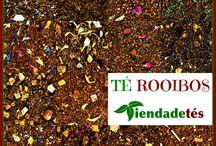 Té Rooibos & HoneyBush / ¡¡La mejor y mayor variedad de Té Rooibos y Honeybush en www.tiendadetes.com!!