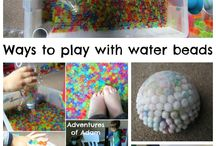 bolitas de agua