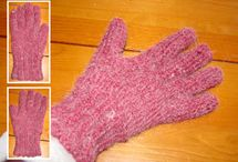 loom projects - gloves