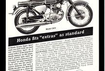 Classic Motorcycle Magazine Adverts