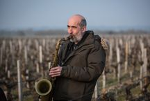 Hear Palmer 2012 / In 2013, the saxophonist Lionel Belmondo, the bassist Sylvain Romano and the percussionist Jean-Pierre Arnaud together interpreted the new vintage of Château Palmer and Alter Ego 2012. For the first time, the concert was held in the great chai des Jasmins barrel cellar.