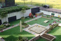 Tuin | Kinderdagverblijven, speeltuinen -eigen ontwerpen