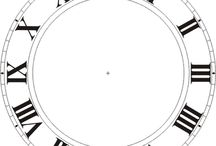 Uhren — Zifferblatt