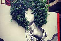 Street Art / Kunst auf der Straße