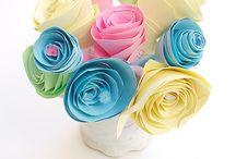 seizoens knutsels: Lente / Op dit bord komen de lente knutsel ideeën te staan!