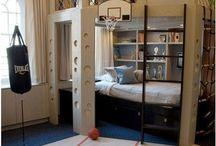 Ethan Bedroom / Ethan bedroom