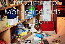 Childhood:  Chores