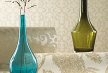 Sculptured Surfaces / Wallpaper is the way to your home heart!