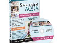 Crafter's Companion Spectrum Aqua Marker