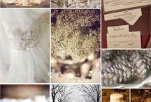 Winter wedding / by Renee Jones
