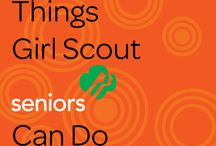 Senior Girl Scouts