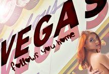 VEGAS follows you home / Inspirational pictures for my upcoming book: VEGAS follows you home