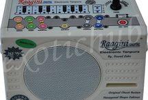 Electronic Tanpura - Tabla