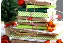 Holiday bookish everything! / Holiday reads, book club party and bookish things