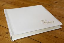 wedding albums / Traditional Hand Made Wedding Albums