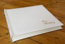 wedding albums / Traditional Hand Made Wedding Albums