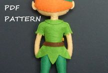 Peter Pan Plush 2