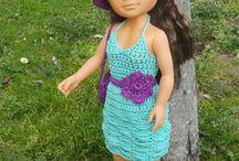Poupées Nancy / Mes créations pour poupée Nancy (43cm)