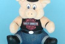 HARLEY-DAVIDSON Piggy