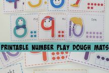 Counting/Numbers