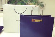 Fashion / Balenciaga cable shopper