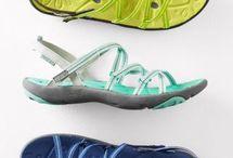 Women Water Shoes Drainage Holes / by Velvet Washington