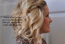 Hair stils