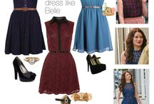 Dress and Outfits <3 / Mainly about Belle's dress in ouat: but now it's any dresses