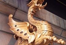 Dragon Decor / Dragon furniture and accessories