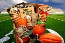Gift Baskets and Care Packages / Send your student an amazing gift basket directly to their dorm room for all occasions!