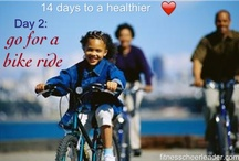 "14 Days to a Healthier Heart / A 14 day series of ""Just for Today"" challenges."