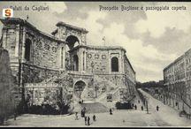 Cagliari - Bastione San Remy
