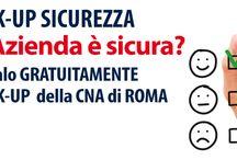 I servizi della Cna di Roma / Sicurezza (81/08), contabilità e buste paga, medicina del lavoro, formazione, servizi al cittadino, startup, patronato, risparmio energetico.
