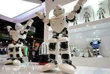 Automatisering og robotter