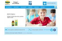"""Omega-3 para embarazados at beps-shop.com / beps-shop.com-Nuestros productos """"BEPS"""" marca son considerados como uno de los mejores altos concentrados de omega-3 suplementos en el mundo."""