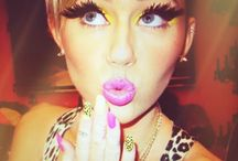 Miley / My girl, Miley Cyrus style is crazy cute. / by Lakesha Hunt