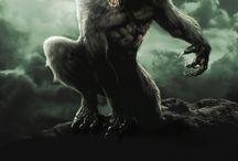 upíri a vlkodlaci