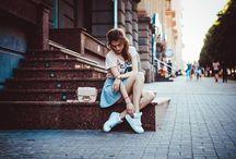 White Sneakers (Women)