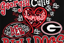 Go Dawgs!! / by Morgan Frank