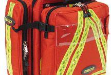 Sacs d'intervention Dimatex et accessoires / Dimatex Sacs d'intervention et secours Dimatex pour Pompier , Police, Samu