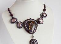 Atelier Devi / Nové šité šperky z Ateliéru Devi