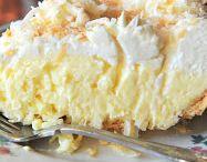 Desert / Coconut cream pie