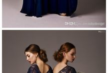 Dress bridesmaids