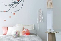 girls bedrooms / by Love Keets