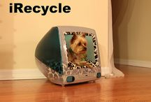 Recycle your tech! / Lots of great uses of old technology!