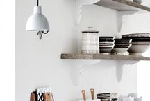 Kitchen / Nice styling for the kitchen