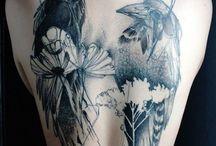 Tattoo birds