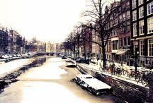 Holandia / Kanały, Amsterdam i inne fantastyczne miejsca. Do Holandia. Więcej tu: http://okrazycswiat.pl/holandia/