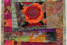 Susie Quilt / Heirloom quilt ideas - will be created using my moms old clothes. She died from breast cancer when I was 9.